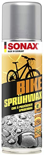 Sonax 833200 BIKE SprühWax, 300 ml, Neutral,