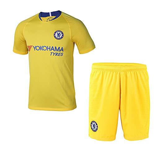 2018-2019 (Heim & Auswärts) Soccer Jersey Personalisierte Namen und Nummern, benutzerdefinierte T-Shirt Fußball Kits für Jugend Erwachsene Jungen -