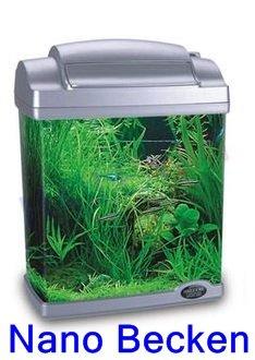 Nano Aquarium incl. Zubehör
