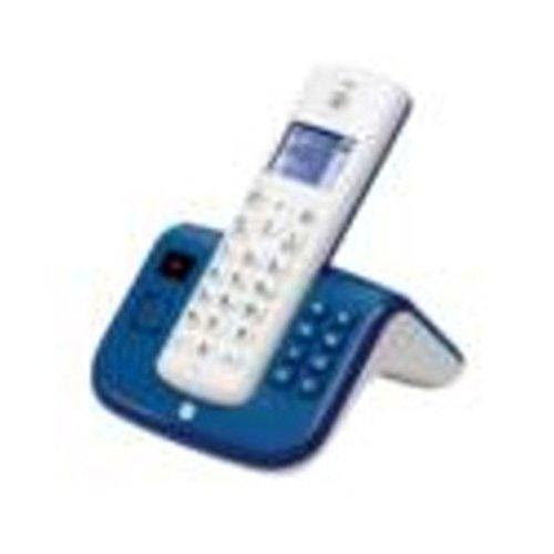 Motorola T211RB Schnurlostelefon weiß/blau