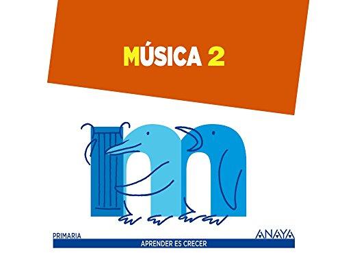 Música 2. (Aprender es crecer) - 9788467874839 por Alfonso Cifuentes Padrino