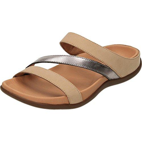 Strive Footwear Zapatilla Baja de Otra Piel Mujer, Color Negro, Talla 42
