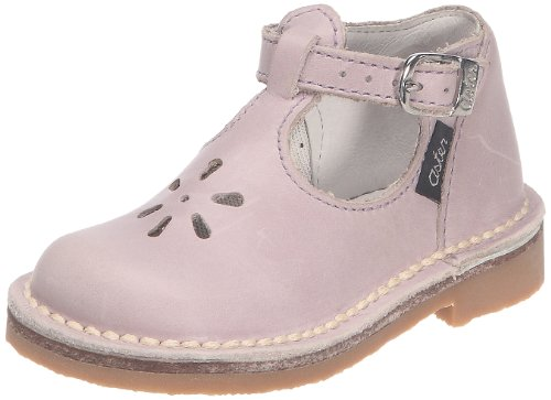 Aster Bimbo, Chaussures premiers pas bébé fille Lavande