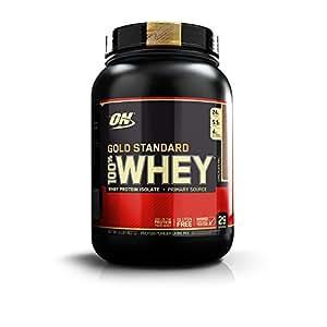 Gold standard 100% whey - 2 lbs - Chocolate Malt - Optimum nutrition