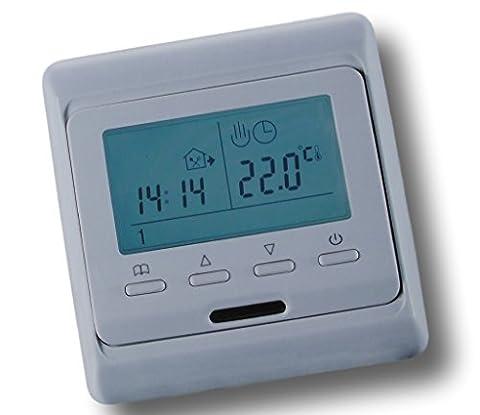 SM-PC®, Digital Thermostat für Unterputz Fan-Coil-Regler für Klima Lüftung Heizung #900