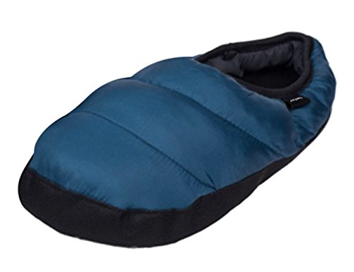 Greenery-unisex-para-hombre-impermeable-suave-clido-cmodo-zapatillas-slip-on-mula-Zapatillas-suela-antideslizante-Zapatos-de-Down-Casa-calentadores-de-pies-calzado