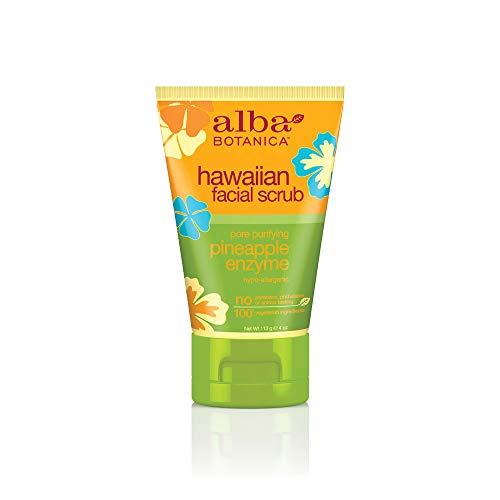 Alba Botanica Ananas Enzyme Gesichtspeeling 118 ml - Alba-peeling