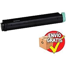 ENTREGA GRATIS 24/48h - OKI TONER B4000 / B4100 / B4200 / B4200 N / B4250 / B4250 N / B4300 Series / B4500 / B4500 N / B4550 / B4550 N (TYPE 9) Negro 2.500 Paginas Compatible ALTA CALIDAD 01101202
