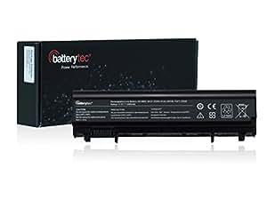 Batterytec® Batterie pour DELL Latitude E5440 E5540, DELL Latitude 14 Series, DELL Latitude 14 5000 Series, DELL Latitude 15 Series, DELL Latitude 15 5000-E5540, 312-1351 451-BBID 451-BBIE 451-BBIF 3K7J7 970V9 9TJ2J N5YH9 TU211 VV0NF. [11.1V 4400mAh 12 mois de garantie]