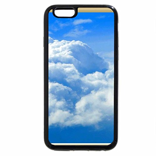 iPhone 6S Case, iPhone 6 Case (Black & White) - OPENED WINDOW for NATURE