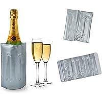 704641 Bolsa refrigerante para botellas, portátil, y para cubo de hielo. Media Wave Store