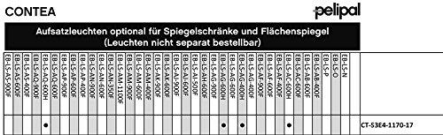 Spiegelschrank Contea von Pelipal – 119 cm - 5
