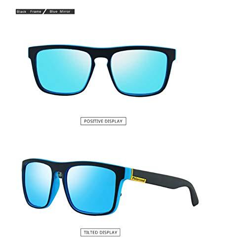 CCGKWW Polarisierte Sonnenbrille Männer Driving Shades Männliche Sonnenbrille Für Männer Retro Günstige Luxusmarke Designer Gafas De Sol