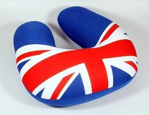 Coussin de nuque Union Jack