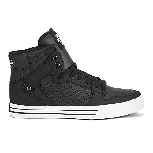 Supra Vaider - Sneakers Hautes - Homme Black