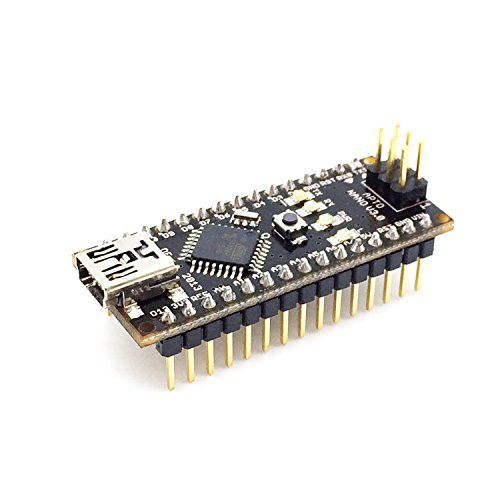 AptoFun Nano V3.0 Pro mit Org.ATmega328P/ FT232RL Chip Development Board mit USB Kabel, kompatibel mit Arduino -