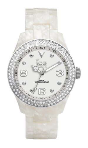 Ice-Watch-Ice-Elegant-Womens-Quartz-Watch-with-White-Dial-Analogue-Display-and-White-Bracelet-ELPSRUAC12