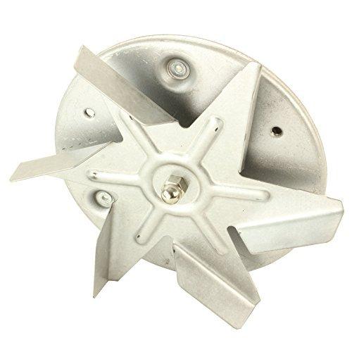 Spares2go Motor y aspas del Ventilador para Hotpoint Horno/Cocina