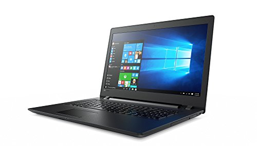Lenovo ideapad 110 4394cm 173 Zoll HD Glare Notebook Intel heart i3 6006U 8GB RAM 1TB HDD Intel HD Grafik 520 DVD Brenner kein Betriebssystem schwarz Notebooks