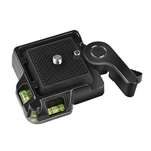 Schnellwechselplatte, BDDFOTO Schnellwechselplatte Schnellspanner Montageplattform Klemm für Giottos MH630 Kameramontage MH7002-630 MH5011