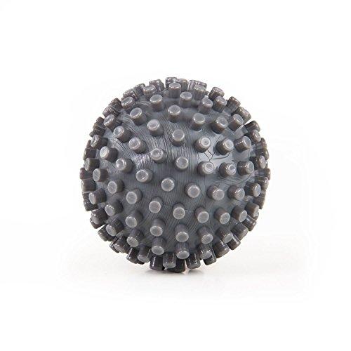 Triggerpoint Ball Mini, Akupressur-Ball, Massage-Ball, Igelball mit Spezialnoppen, Therapieball zur Selbstbehandlung bei Verspannungen