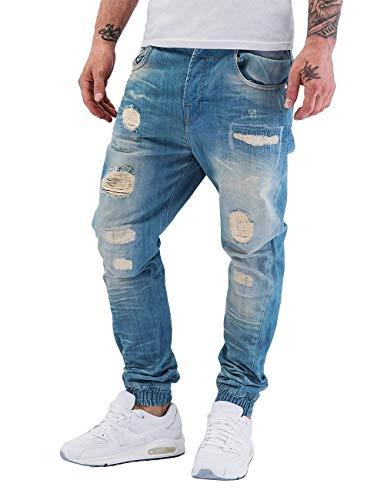 VSCT Clubwear Herren Antifit Noah Cuffed blau W 32 L 32