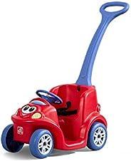 Step2 Push Around Buddy Parent Push Car, Red - 850600