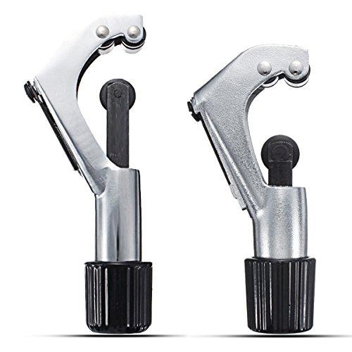 MASUNN 3-28Mm 3-42Mm Cutter Slicer Sanitär Werkzeug Messingrohr Schneider Strong Tube Cutter-Eine Flexible Slicer