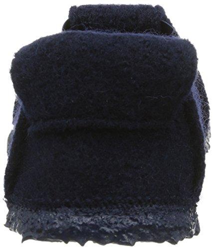Nanga Berg Jungen Flache Hausschuhe Blau (dunkelblau/36)