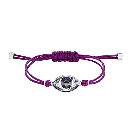 Imagen de swarovski impulse evil eye armband 5508534 lengte 18.00 cm