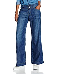 s.Oliver Im Used-Look, Jeans Femme