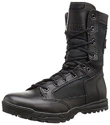 5.11 Tactical Men s Skyweight Work Shoe Black 10 D(M) US