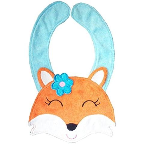 FEITONG bavaglini animali del bambino cartone animato saliva - Mouse Pranzo