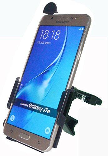 Haicom Lüftung KFZ Auto Halter Halterung für Samsung Galaxy J7 2016 / Autohalter Autohalterung