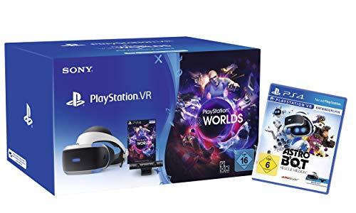 PlayStation VR Starter Pack + Astro Bot Bundle