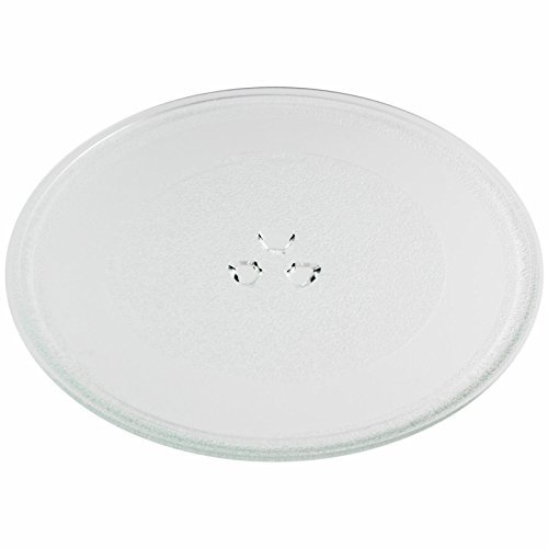 spares2go-glass-turntable-plate-for-breville-microwave-oven-254mm-by-spares2go