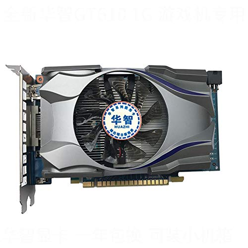 LanLan Grafikkarten GTX650 1G DDR5 128bit PCI E Unabh?ngige Netzwerk Spiel Grafikkarte - Grafikkarte Gtx650
