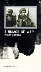 A Rumor Of War by Philip Caputo (1999-08-05)