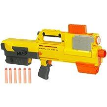 Nerf 21308 - N-Strike Deploy CS-6, Softdart-Blaster mit 6 Pfeilen