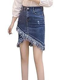 Suchergebnis auf Amazon.de für  Jeansrock  Bekleidung 2e44de2859