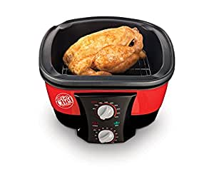 JML Go Chef 8 in 1 Non-Stick Multi Cooker - Bake, Fry, Slow Cook, Steam, Boil, Roast and More