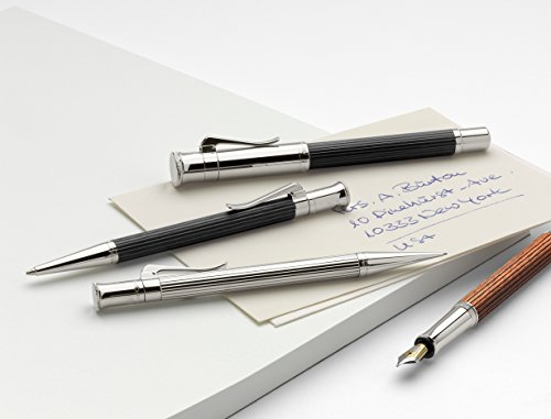 Best Graf von Faber-Castell Classic Platinum Plated Propelling Pencil – Ebony on Line