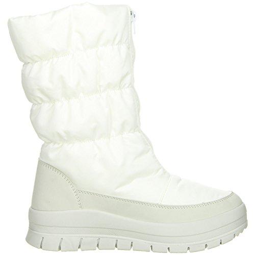 Vista Damen Winterstiefel Snowboots weiß Weiß