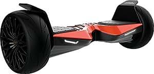 Hoverboard Corse Automobili Lamborghini con connessione Bluetooth, Ruote 8.5'', Arancione