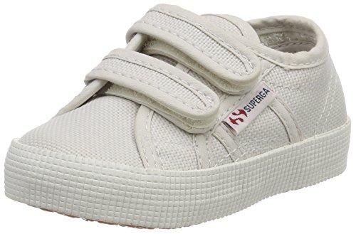 Superga Unisex-Kinder 2750 Cotbumpvel Sneaker