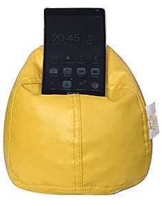 Sattva Mini Beanie EVSD00514 Mobile Holder (Yellow)