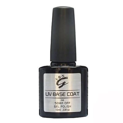 IBN UV/LED Gel Nail Polish Base Coat 10ml Bottle