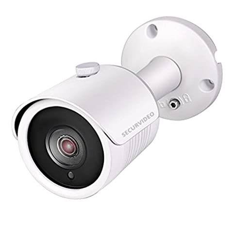 Caméra Mini Bullet de vidéosurveillance hybride 4en 1aHD CVI TVI CVBS 1Mpx 720p HD Sony CMOS Vision nocturne 25m IR SMT LED Joystick OSD IP66