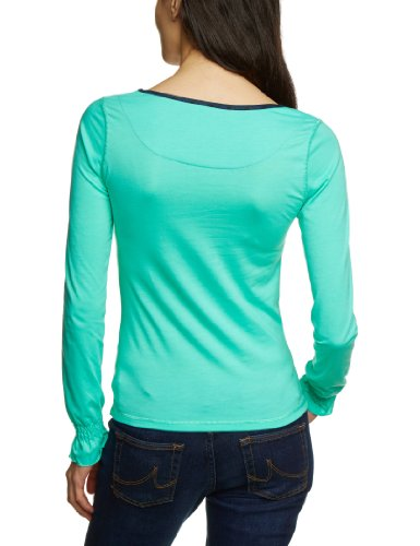 Vero Moda - T-Shirt - Femme Turquoise (Cascade)