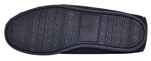 Lambland , Chaussons pour femme 35.5 Bleu Marine